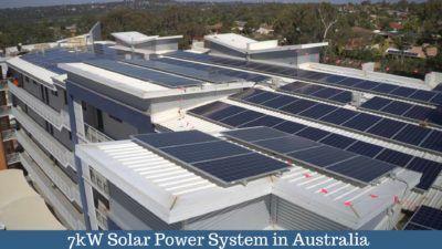 7kw Solar Pv System Installation In Perth Wa Residential Solar Panels Solar Panels Residential Solar