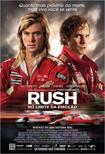 Rush No Limite Da Emocao Hemsworth Chris Hemsworth Filmes