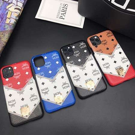 Mcm かっこいいiphone12ケース つや消し Case Phone Cases Iphone