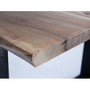 French Wood Works Table Design Sur Mesure Meuble En Bois Table Design Deco Chambre Parentale Moderne Table Bois