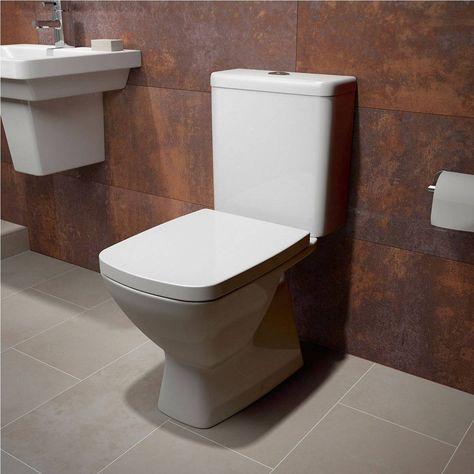 Verso Close D Toilet Inc Seat