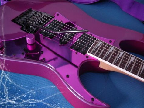 Ibanez RG550LTD PN (Purple Neon) | Guitar, Ibanez, Purple on
