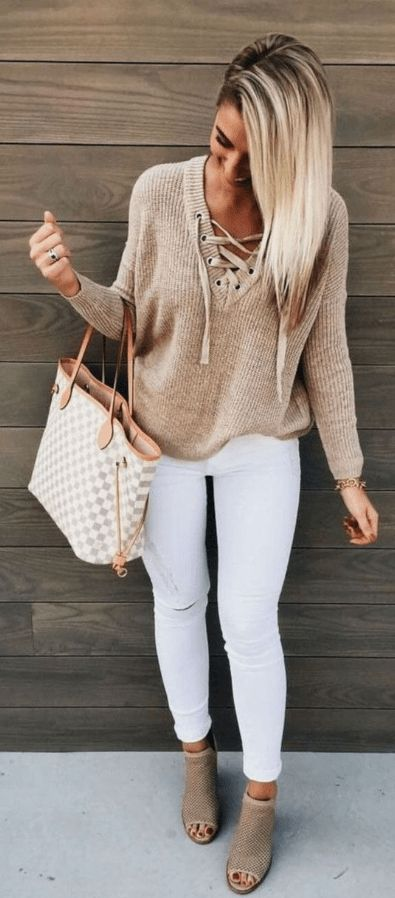 25 Women Casual Spring Outfits Ideas 2019