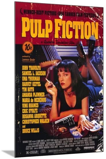Pulp Fiction Posters in 2019 | Just Released | Pulp fiction