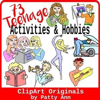 Hobbies Clip Art - Royalty Free - GoGraph