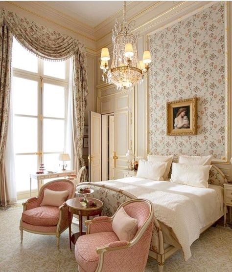 Shabby Chic Bedrooms, Master Bedroom Design, Bedroom Design, Chic Master Bedroom, Classic Bedroom, Interior Design, Home Decor, Shabby Chic Furniture, Shabby Chic Homes