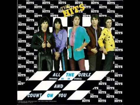 The Hits - All The Girls (Wanna Be In Gangs)  Punky and insanely good