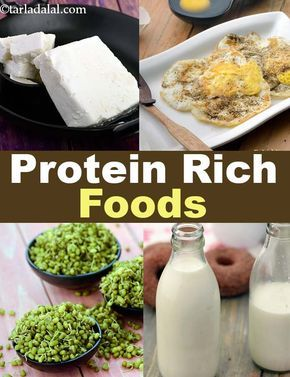 List Of Protein Rich Vegetarian Indian Foods Healthy Indian