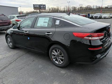 2020 Kia Optima Lx For Sale In Hamburg Pa Outten Kia In 2020 Kia Optima Rear Seat Illuminated Vanity Mirrors