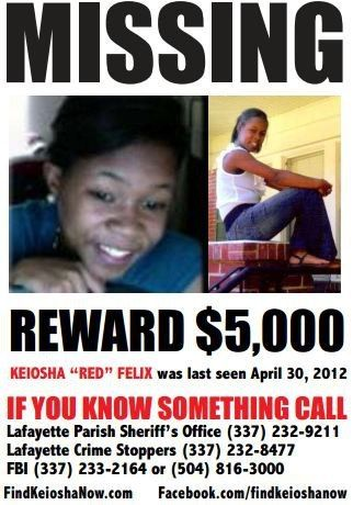 REWARD $5,000 CRITICALLY MISSING TEEN GIRL from DUSON,LOUISIANA - missing reward poster template