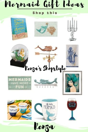 Beautiful Mermaid Gift Ideas Check Out These Beautiful Mermaid