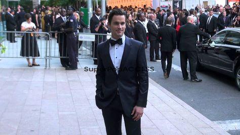 Matt Bomer at the 2012 CFDA Fashion Awards Matt Bomer at ...