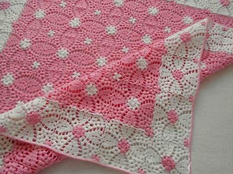 55 Ideias De Colchas Y Cubrecamas Tejidas A Crochet Y Dos Agujas Colcha De Croche Crochê Colchas De Cama