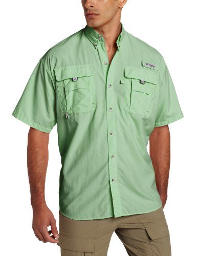 870603dc172 Columbia Sportswear Men's Blood and Guts Shooting Shirt (Beige Or Khaki,  Size X Large) - Men's Outdoor Apparel, Men's Longsleeve Outdoor To…