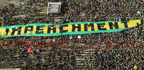 Manifestações de domingo podem aumentar pressão pelo impeachment de Dilma