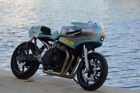 """Kulte"" Classic: Honda ""750 RKB"" by Le Motographe"