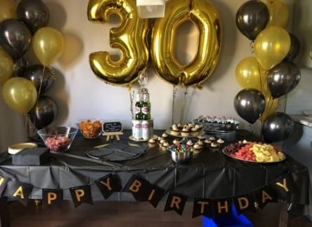60 Ideas Birthday Party Ideas For Him 35th For 2019 Party