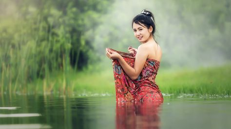 fitnessmotivation China woman Fishing #woman...