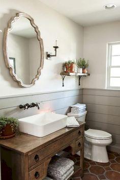 47 Farmhouse Bathroom Vanity