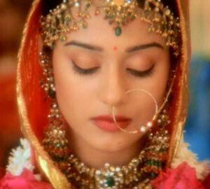 Amrita Rao And Shahid Kapoor Amrita Rao Indian Bridal Makeup Wedding Movies