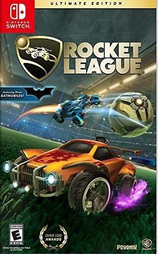 Rocket League Ultimate Edition - Nintendo Switch | GameTimes
