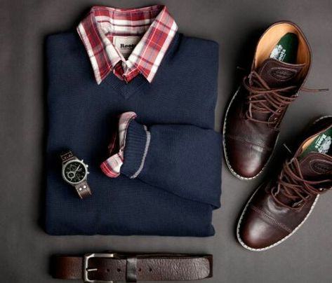 Mens fashion All-American style for the Kennedy's Gentleman