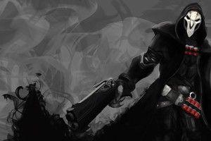 Reaper Overwatch 4k Wallpaper Overwatch Wallpapers Overwatch Overwatch Reaper