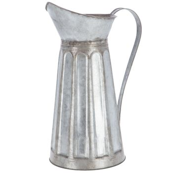 Tall Galvanized Metal Pitcher Hobby Lobby 1549492 In 2020 Metal Wall Panel Galvanized Metal Pitcher