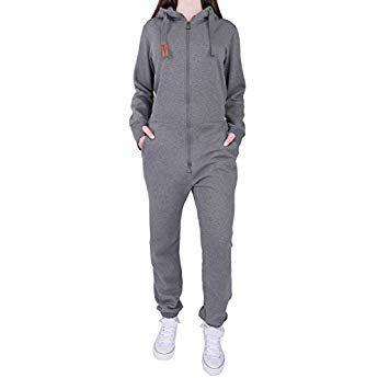 6C45 Finchgirl FG181 Damen Jumpsuit Overall Einteiler