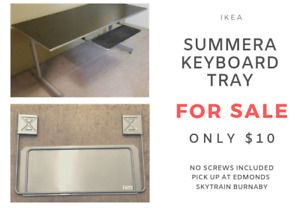Ikea Summera Keyboard Tray Kijiji Ikea Burnaby