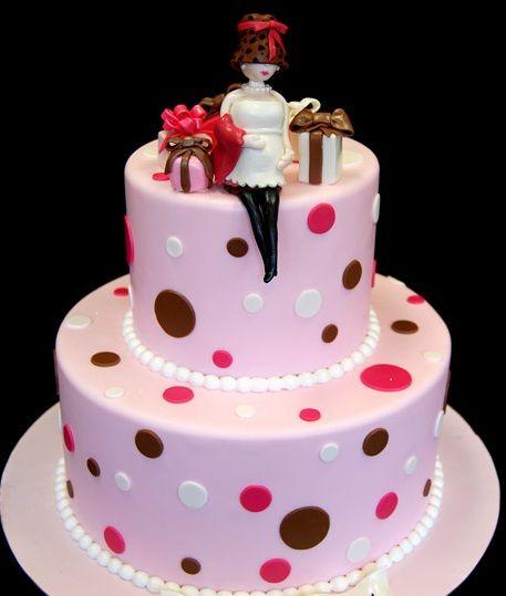 yemek: güzel doğum günü pastaları [10]