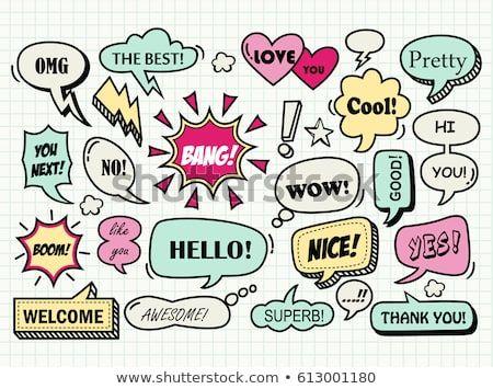 24+ Cute speech bubble clipart info