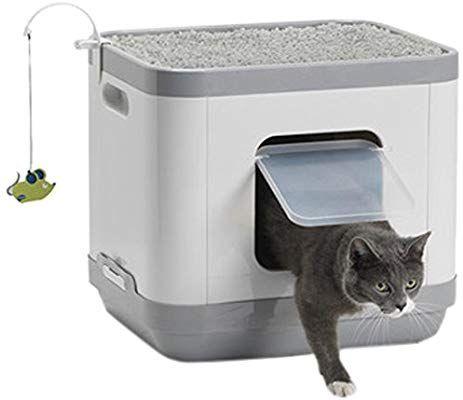 Clean N Tidy Cat Concept Multiloo Cube Amazon Co Uk Pet Supplies Cat Litter Box Furniture Litter Box Best Litter Box