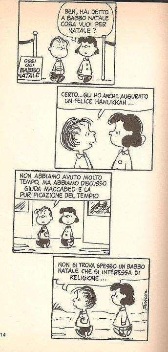 Immagini Natale Linus.Linus E Babbo Natale Peanuts Pinterest