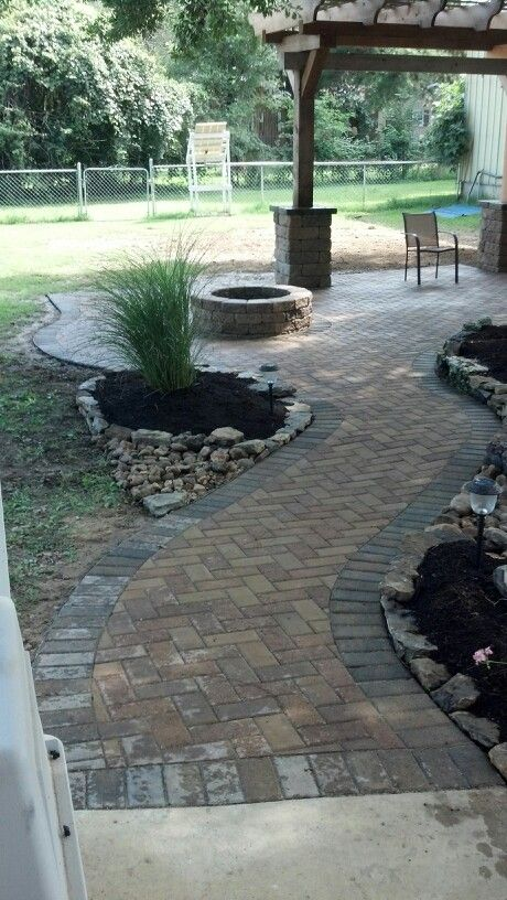 Image Result For Pavers For Patio | Ideas For Outside | Pinterest | Patios