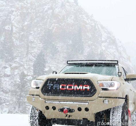 :@tacticaltantacoma DM or Tag @Tacoma4Runner Make sure to use the hash tag…