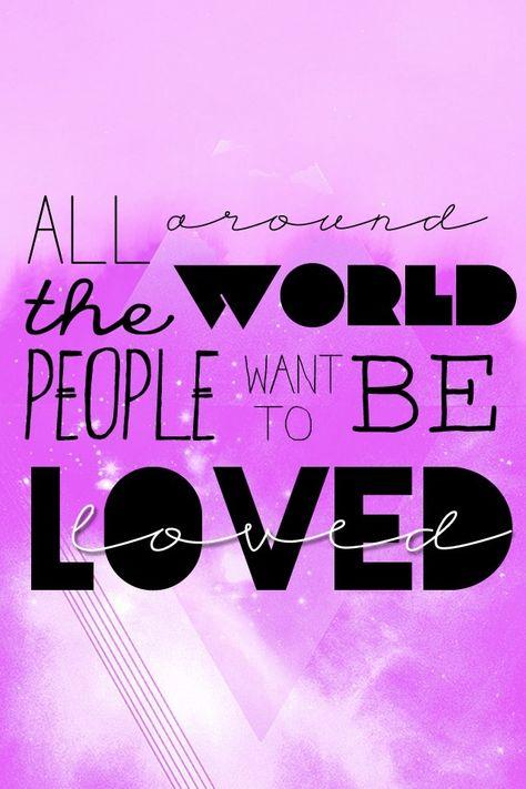 All Around The Word Lyrics From Cocoppa Justin Bieber Lyrics