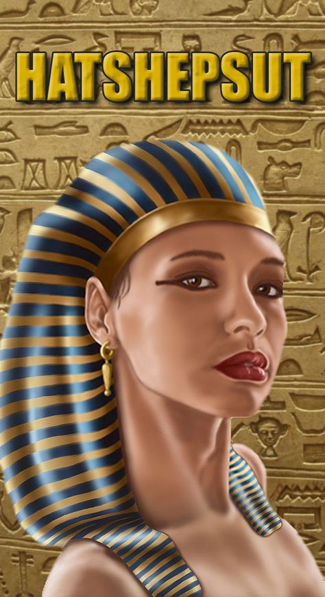 Hatshepsut La Primera Mujer en Reinar Egipto