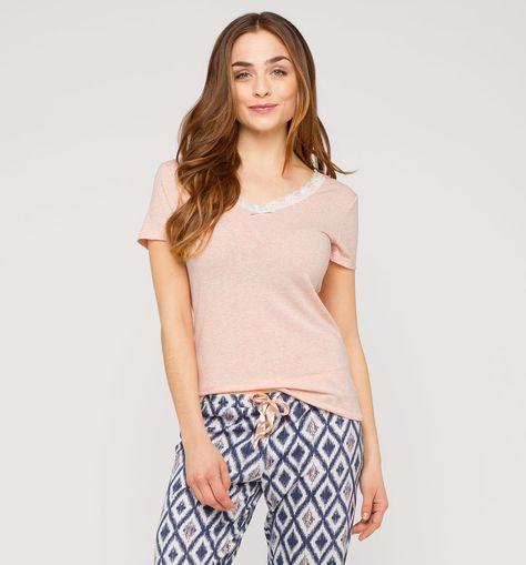 Camiseta De Pijama C A Vestidos De Mujer Vestimenta Casual Y