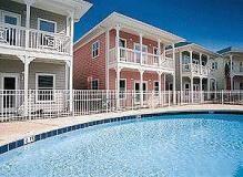 Wyndham Beach Street Cottages Destin FL