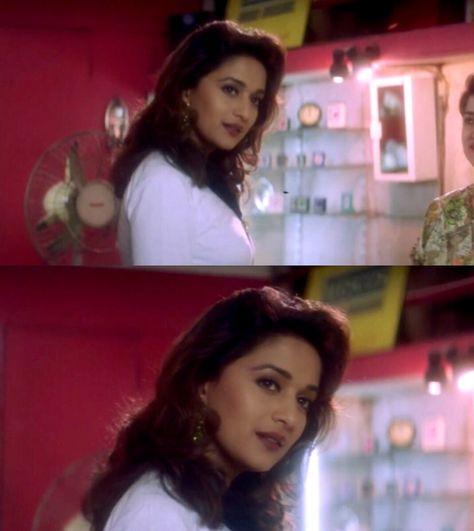 Madhuri Dixit In Mahaanta Madhuri Dixit Beauty Bollywood Actress