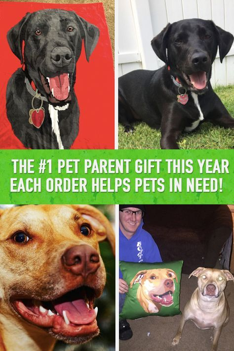 Trending The 1 Gift For All Pet Parents Just Upload Your Photo And Our Artist Will Print Your Pet On Just About Anything Create Yours Animals Dogs