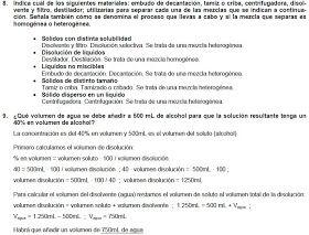 Lacienagadelogro Ejercicios Resueltos Quimica 3º Eso Disoluciones Ejercicios Resueltos Ejercicios Enseñanza De Química
