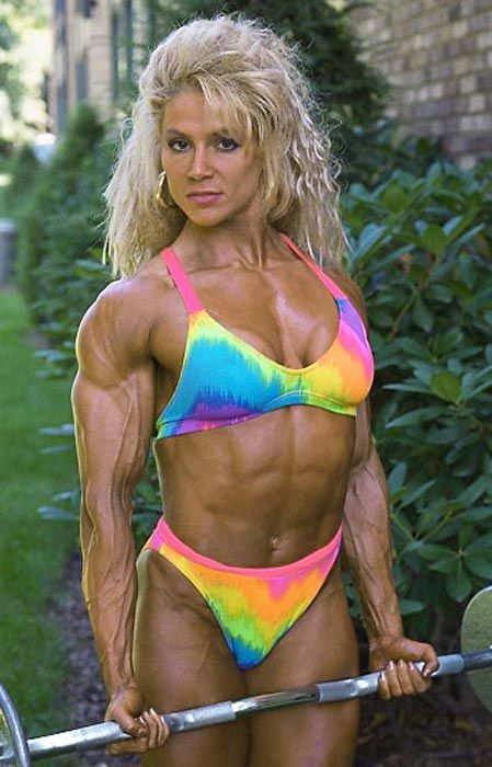 Mature muscle galleries opinion you