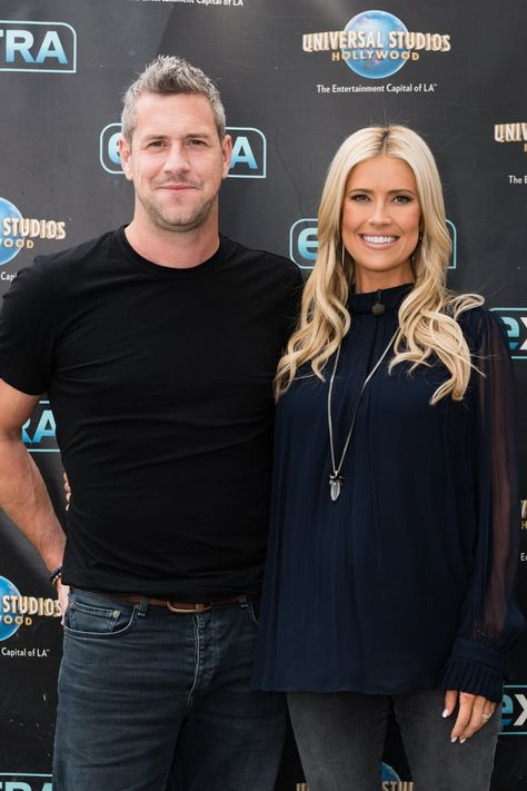 Who Is Christina Anstead's Husband, Ant Anstead?