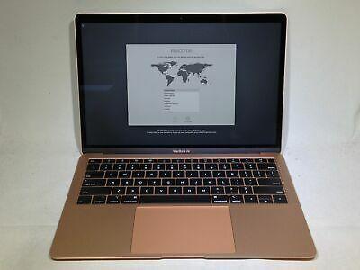 Macbook Air 13 Gold 2019 1 6 Ghz Intel Core I5 8gb 256gb In 2020 Macbook Air Macbook Air 13 Macbook