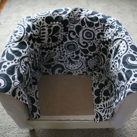 Diy Cover Fur Ikea Solsta Olarp Sessel Diy Cover For Ikea Solsta Olarp Chair Avec Images Canape Ikea Housse Canape Fauteuil