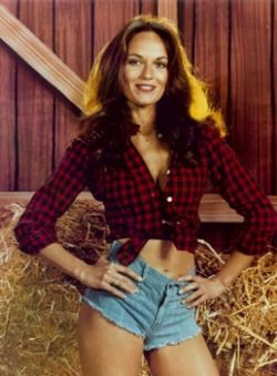 While there's only one Daisy Duke, see which other celebs have rocked denim cut-off shorts inspired by 'The Dukes of Hazzard' on the anniversary of the beloved show's release. Daisy Duke Shorts, Catherine Bach, 70s Fashion, Denim Fashion, Fashion Trends, Original Daisy Duke, Dukes Of Hazard, Thing 1, Daisy Dukes