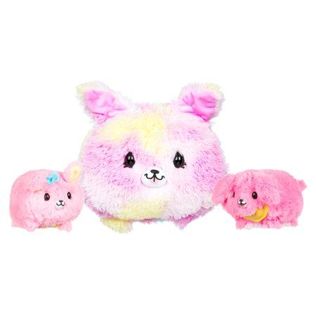 Pikmi Pops Giant Pikmi Flips Eddie The Dog Also Includes 1 2 Medium Plush Little Live Pets Lol Dolls Kawaii Plushies