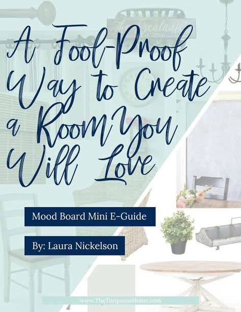 A Fool-Proof Way to Create a Room You Will Love